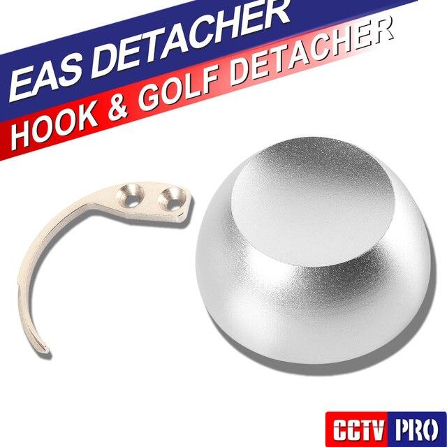 1 Шт. 12000gs Гольф Detacher Крюк Ключ Detacher Security Tag Remover + 1 Шт. Для Безопасности Супермаркета В EAS Системы