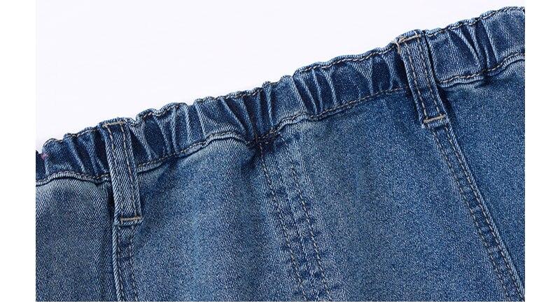 girls jeans skirt G2078-14
