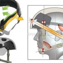 Быстрый Шлем MICH аксессуар Тактический EMERSON циферблат комплект шлем система безопасности Ops-Core ACH циферблат набор защита шлема