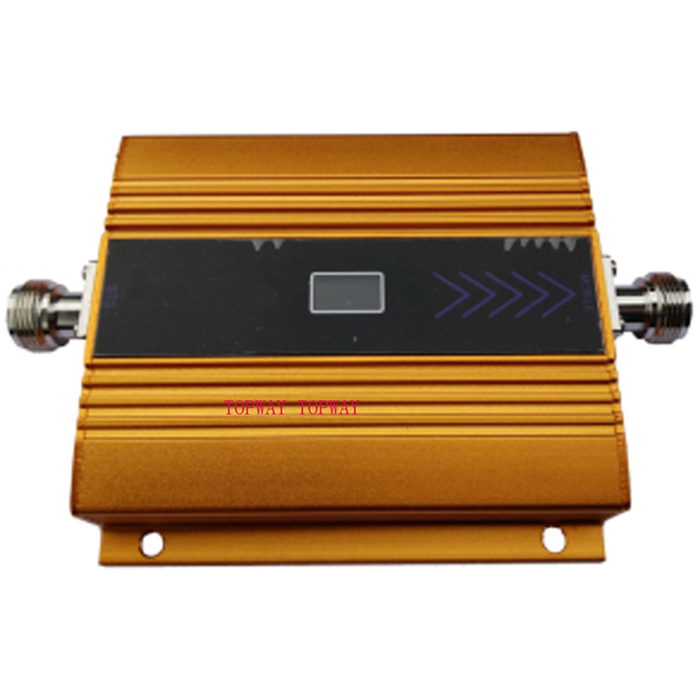DCS signal booster LCD display DCS signal repeater FDD LTE 4G signal amplifer 4G booster FDD 1800Mhz repeater
