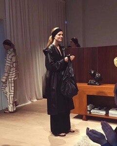 Image 2 - Женская Эластичная головная повязка с вышивкой в виде монограммы
