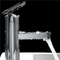 2017 fashion style high quality brushed chrome waterfall bathroom basin faucet single handle sink mixer tap.jpg 250x250