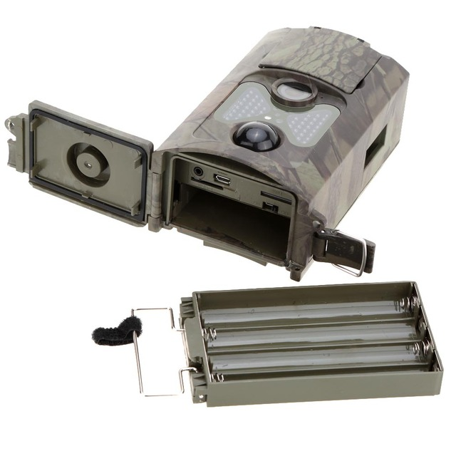 Suntekcam HC-550G 3G SMS MMS Hunting Camera 16MP Game Camera IP65 Waterproof Wildlife Trail Camera 0.3s Trigger Photo Trap 4