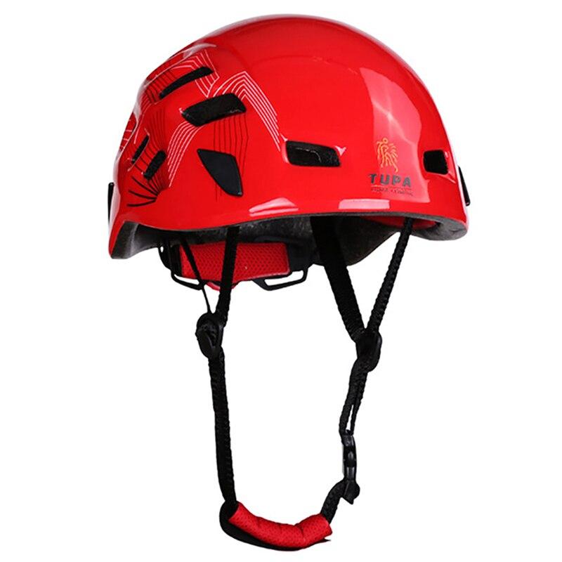 Rock Climbing Helmet Bike Helmet High Quality For Outdoor Sports Mountaineering Rock Climbing