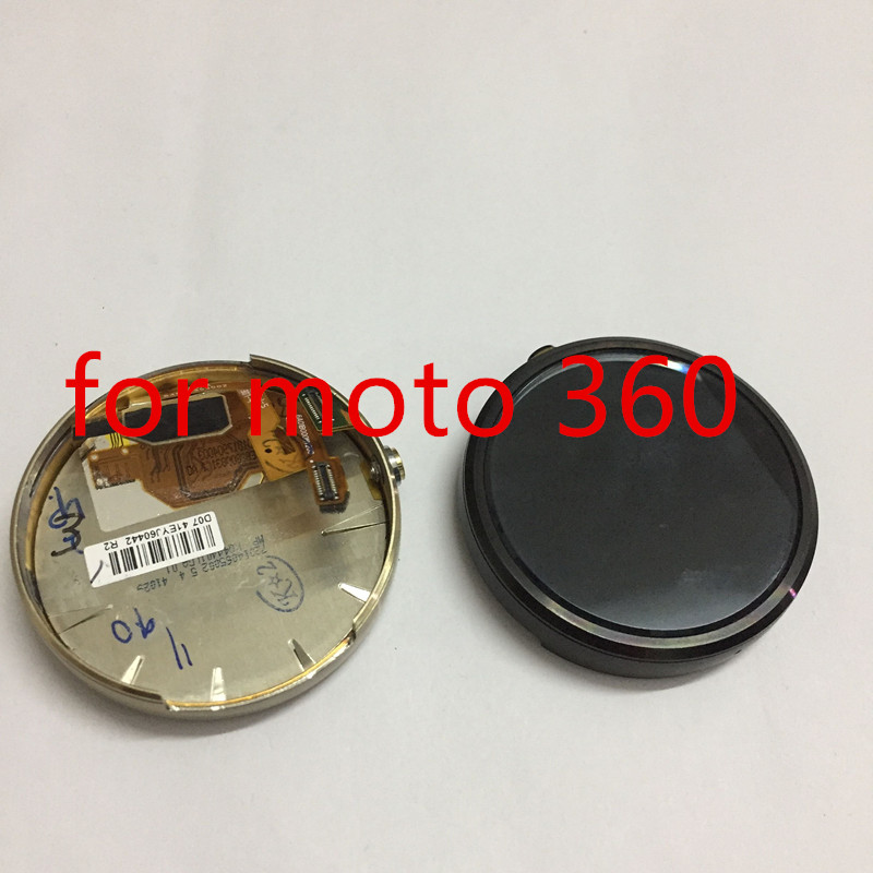 atten For Moto 360 1st Gen LCD Display+Touch Screen Digitizer Assembly Repair parts