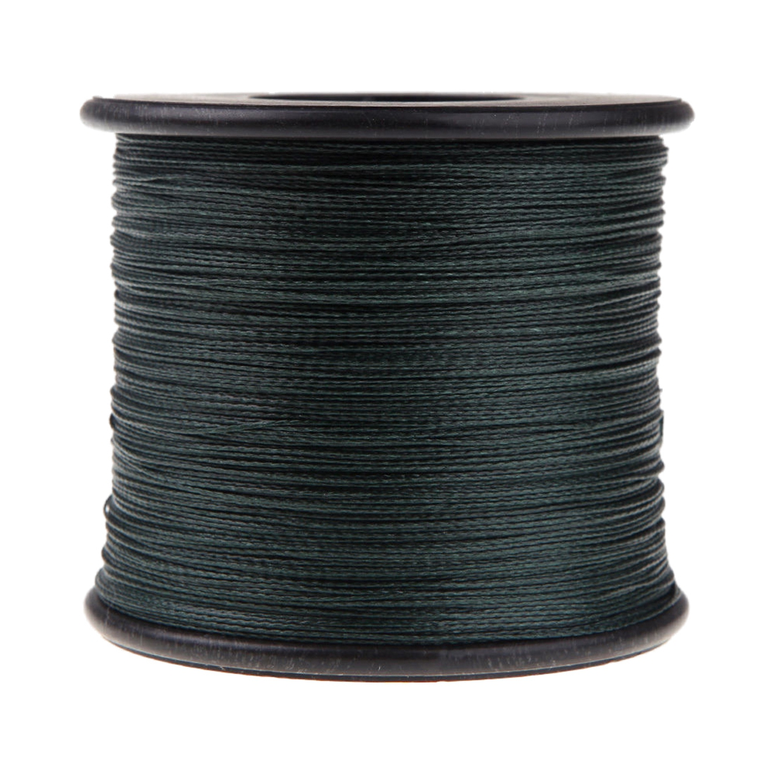 BMDT-500M 100LB 0.5mm Super Strong Braided Fishing Line PE 4 Strands Color:Dark Green