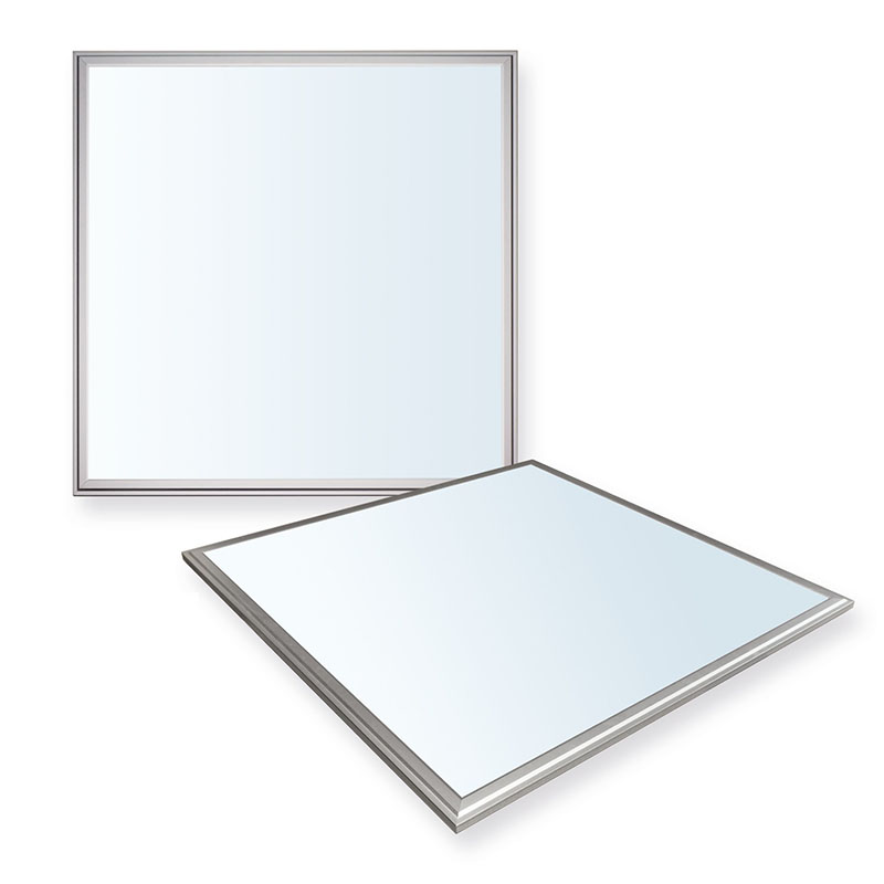6 יח'\חבילה 2x2 ניתן לעמעום led תקרת פנל 60x60 36 w led לוח אור מנורה למקורה משרד מלון תאורת חנות