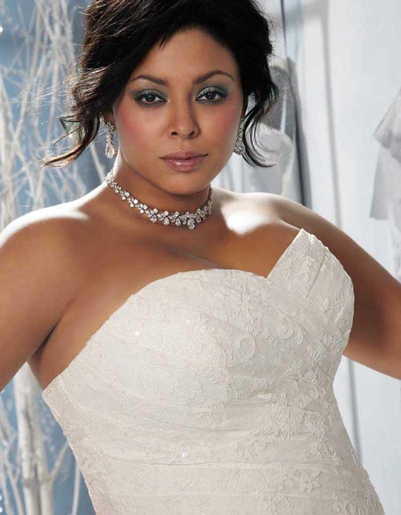 d18778e55d6b MonaLisa Women Plus Size Sexy Bridal Design Long Mermaid Sweetheart White  Lace Wedding Dress Vestidos De Noiva-in Wedding Dresses from Weddings    Events on ...