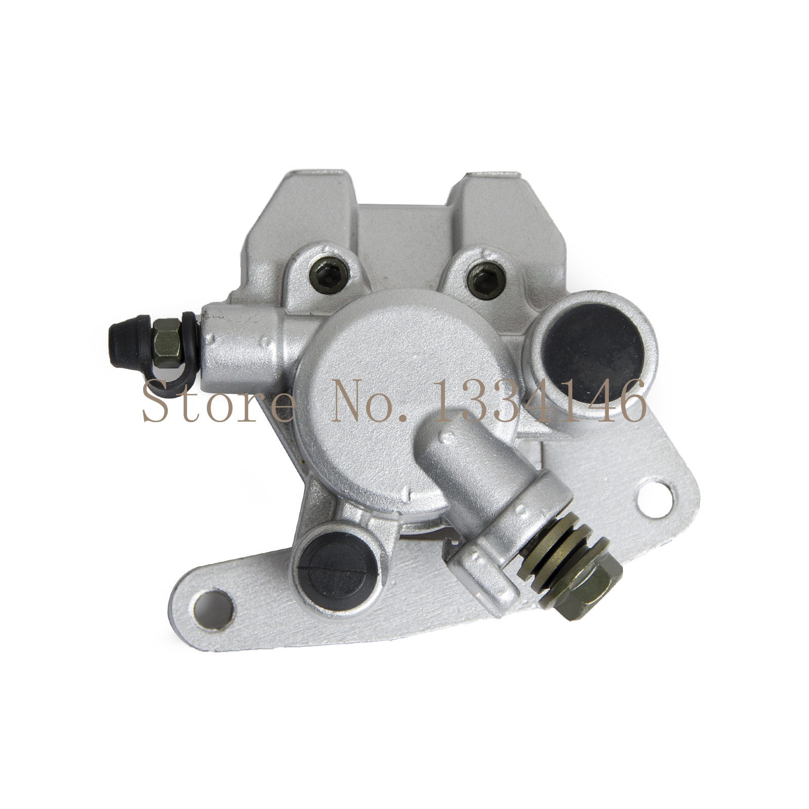 ФОТО LEFT FRONT BRAKE CALIPER WITH PADS FOR YAMAHA RAPTOR 660 01-05 YFM660 WITH PADS
