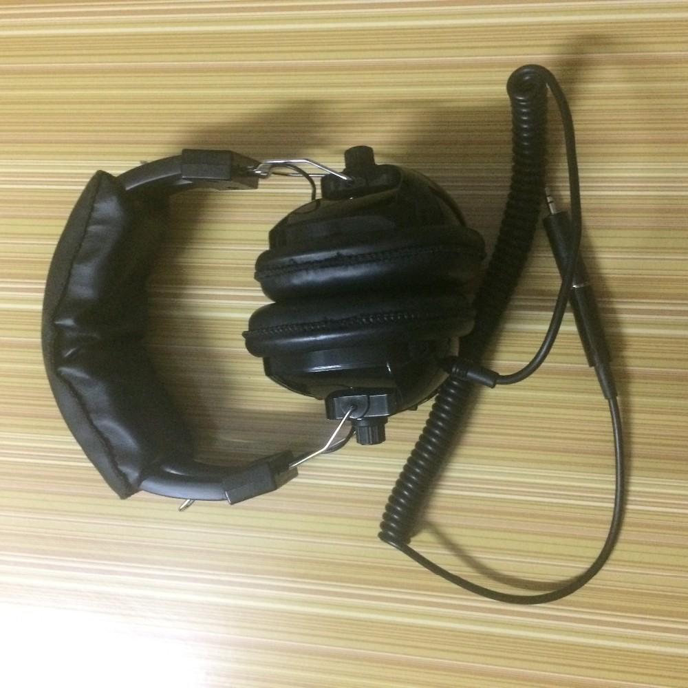 underground metal detector Dedicated Headphone gold silver finder special headphone 6