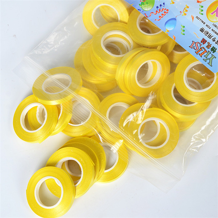 3   10pcslot 5mm10M Ribbon Wedding Decoration Birthday Party Supplie Diy Make Bows Gift Flowers Tie Bouquet Balloon Satin Ribbon