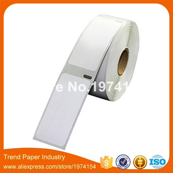 Aliexpress com : Buy 1 x rolls Dymo Compatible labels 1738595 Barcode 3/4