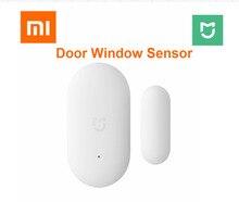 Xiaomi דלת חלון חיישן כיס גודל xiaomi חכם בית ערכות מעורר מערכת עבודה עם Gateway mijia mi בית app