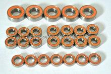 Free Shipping Modle car bearing sets bearing kit TEKNO RC SCT410 4WD SC TRUCK