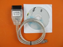 for bmw inpa k d-can 2017 newest Ediabas K+DCAN USB Interface D-CAN CAN Scan Reader OBD OBD2 Cable