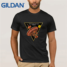 Gildan Brand Russia CCCP BIG satellites Space Exploration Program T-Shirt Summer Mens Short Sleeve