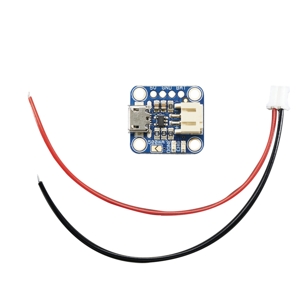 New Hot 1pc Micro-Lipo Charger Module for LiPoLiIon v1New Hot 1pc Micro-Lipo Charger Module for LiPoLiIon v1