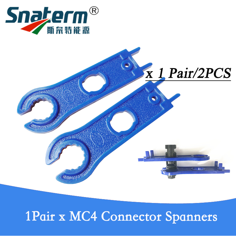 Solar Connector Disconnect Tool Spanners Solar Wrench ASS 1 Pair 2PCS