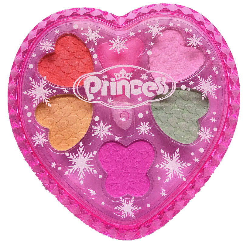 Beauty & Health Fashion Makeup Love Heart Star Shape Girls Make Up Toys Diy Simulation Cosmetics Pretend Play Maquiagem Profissional Completa