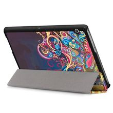 New Ultra Slim PU Leather Case Protective Cover PC Tablet Fo