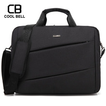 New 15.6 inches Laptop Bag Men Shoulder Hand Waterproof Business Briefcase Bags Multifunction Fashion Womens
