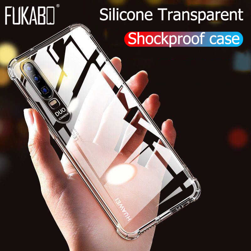 Shockproof Case For Huawei P20 P30 P10 Lite Mate 20 10 Pro P Smart 2019 Cases For Honor 9 10 Lite 20 Pro v10 Nova 3 3i 2i Cover