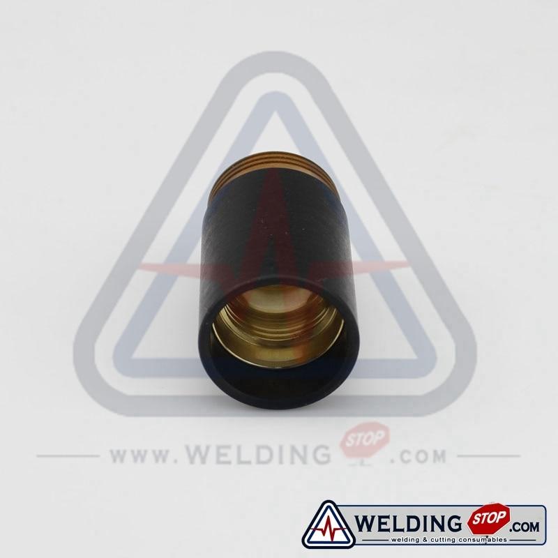 Tools : Genuine plasma torch retainning cap 220854 fits in 65 85 105 air plasma Cutting Torch Consumables replacement