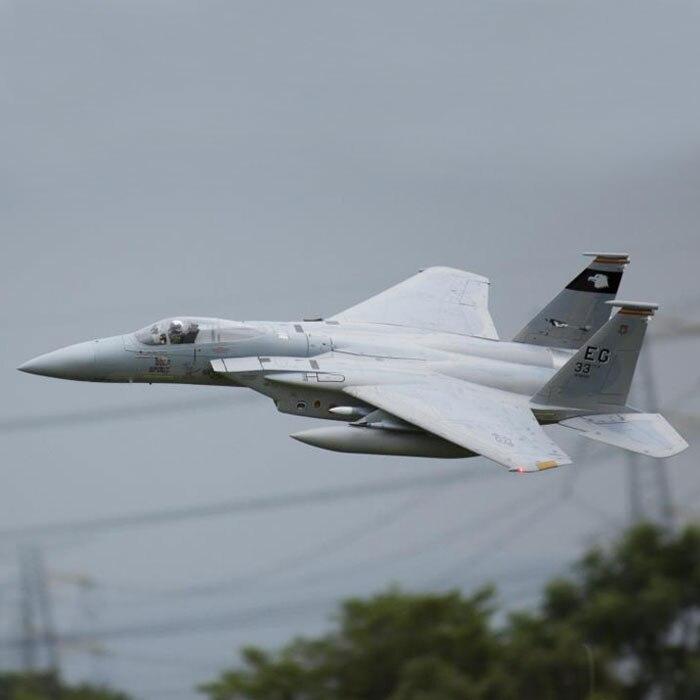 Freewing F-15 90 мм RC/реактивный самолет модель с версией для сервопривода