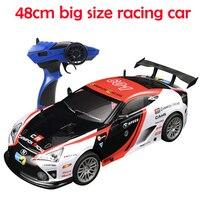 Big 1:10 professional RC Car GTR LFA Z4 CAMARO 4WD Drift Champion racing 2.4G Off Road Remote Control Vehicle Electronic Toys