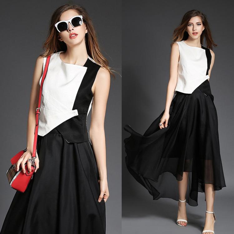 Formal Skirt And Top - Skirts
