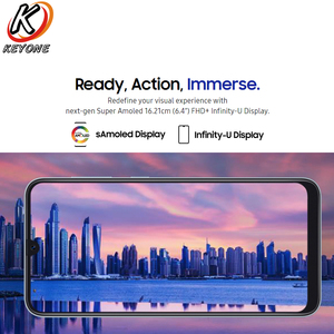 """Image 5 - New Samsung Galaxy A50 A505GN DS 4G Mobile Phone 6.4"""" 6GB RAM 128GB ROM Exynos 9610 Octa Core Three Rear Camera Android Phone"""