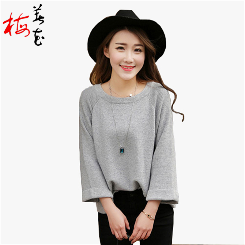 Cashmere sweater pullover women Loose jumper top designer sweater ...
