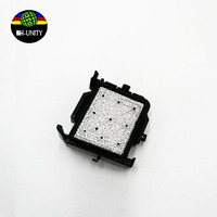 free shipping! 4pcs 100% original JV33 JV5 capping top dx5 for solvent printer galaxy mutoh VJ1604 Sky color cap station