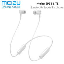 Original Meizu EP52 LITE Bluetooth Earphones Wireless Sport Earbuds Waterproof with Microphone Volume Control Super battery(China)