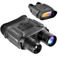 Инфракрасный бинокль ночного видения 3.5x 7x зум все темные охотничьи телескоп 400 м цифровой прицел HD фото камера видео рекордер Новый