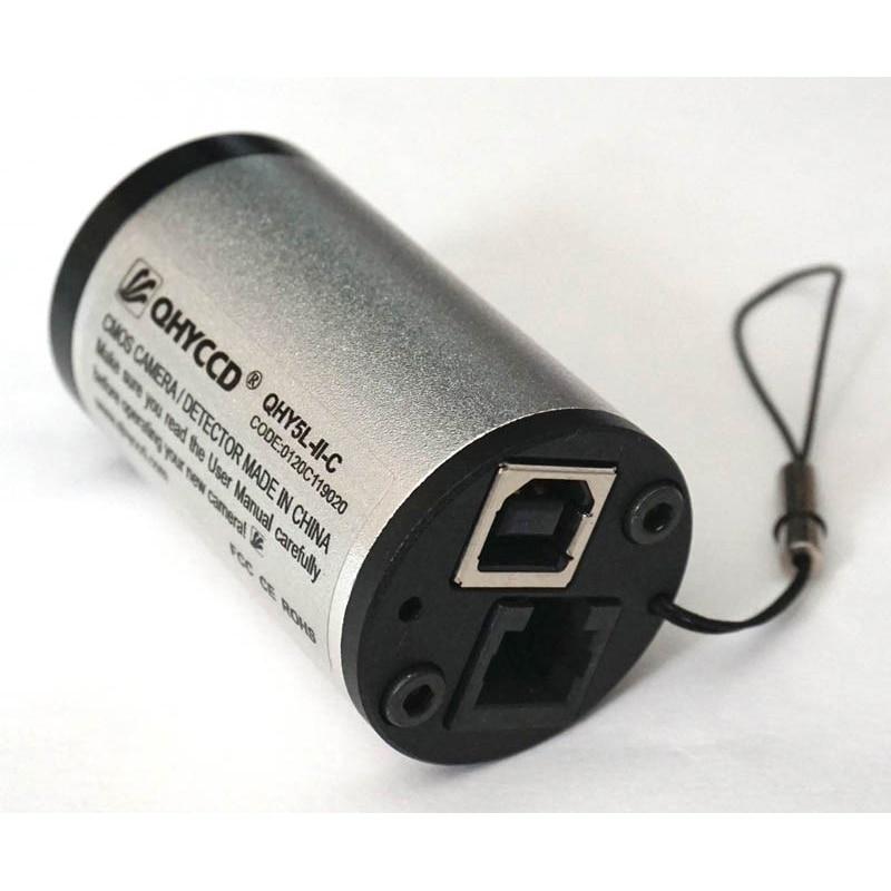 QHY5L-II Kolorowa kamera planetarna CMOS Autoguider 74% EQ QHY5L-IIC