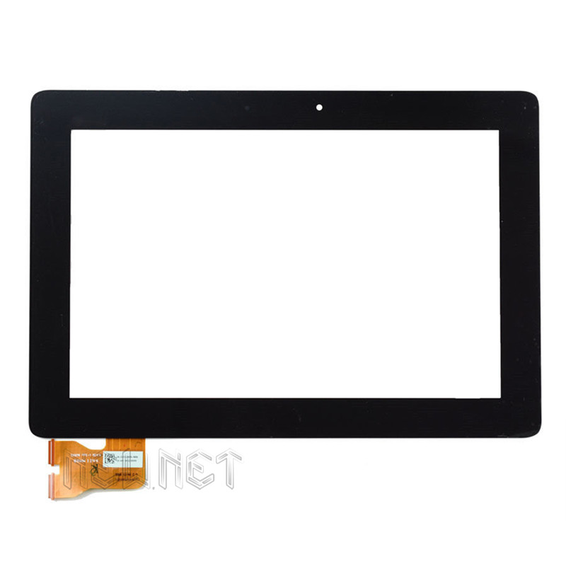 New Black Touch Screen LCD Digitizer Panel Glass Lens Touchscreen For ASUS ME301 Replacment Parts Repair Free Shipping new touch screen glass panel for v708 v708 pow2 repair