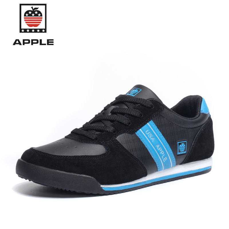 2016 Men Sneakers Warm Shoes For Men Cow Suede Leather Running Shoes Snow Sport Shoe Winter krasovki babyfeet 2017 winter children shoes fashion warm suede leather sport running school tenis girl infant boys sneakers flat loafers