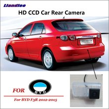 Liandlee For BYD F3R 2012-2015 / Car Rear View Rearview Camera Back Backup Reverse Reversing Parking Camera элемент салона byd f3r f3r g3r