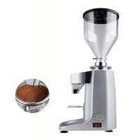 Commercial Coffee Grinder Household Electric Italian Quantitative Grinding Machine Professional Coffee Powder Make SD-921L