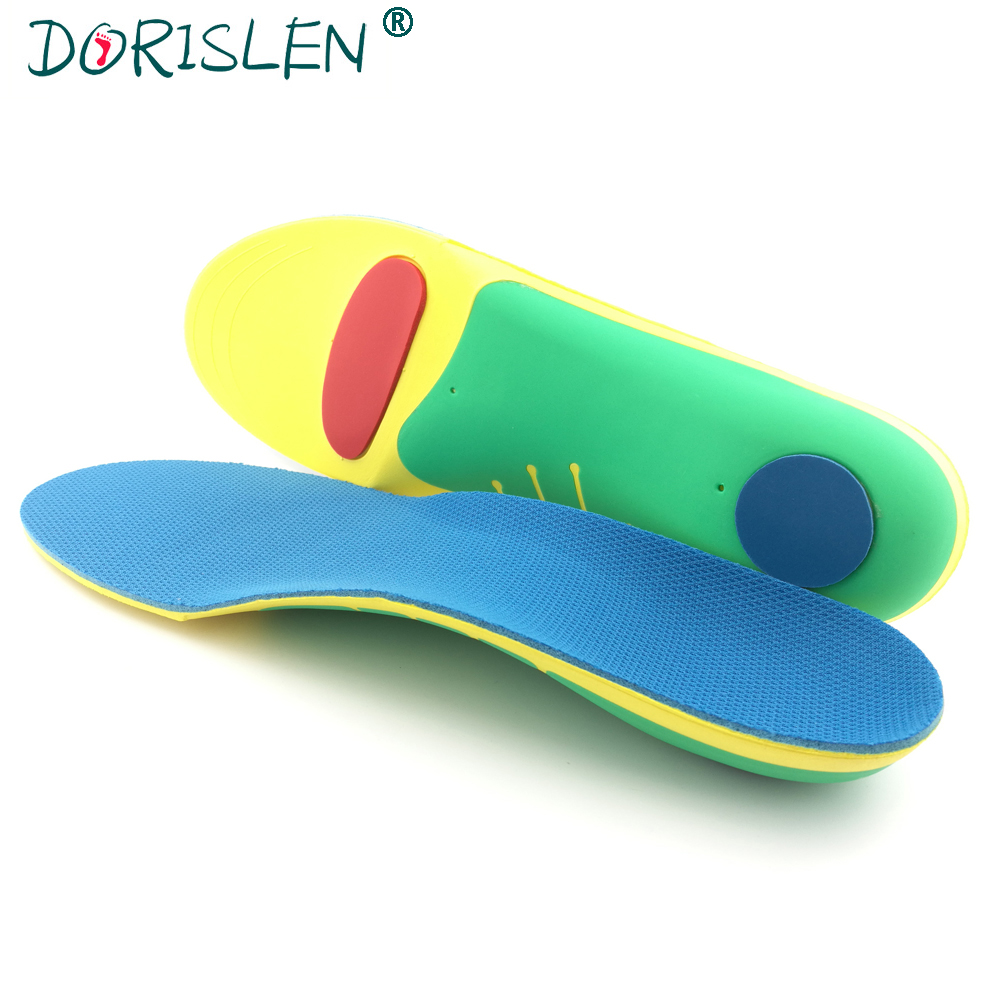 DORISLEN Orthopedic Insoles For High Arch Support Plantar Fasciitis Pain Relief