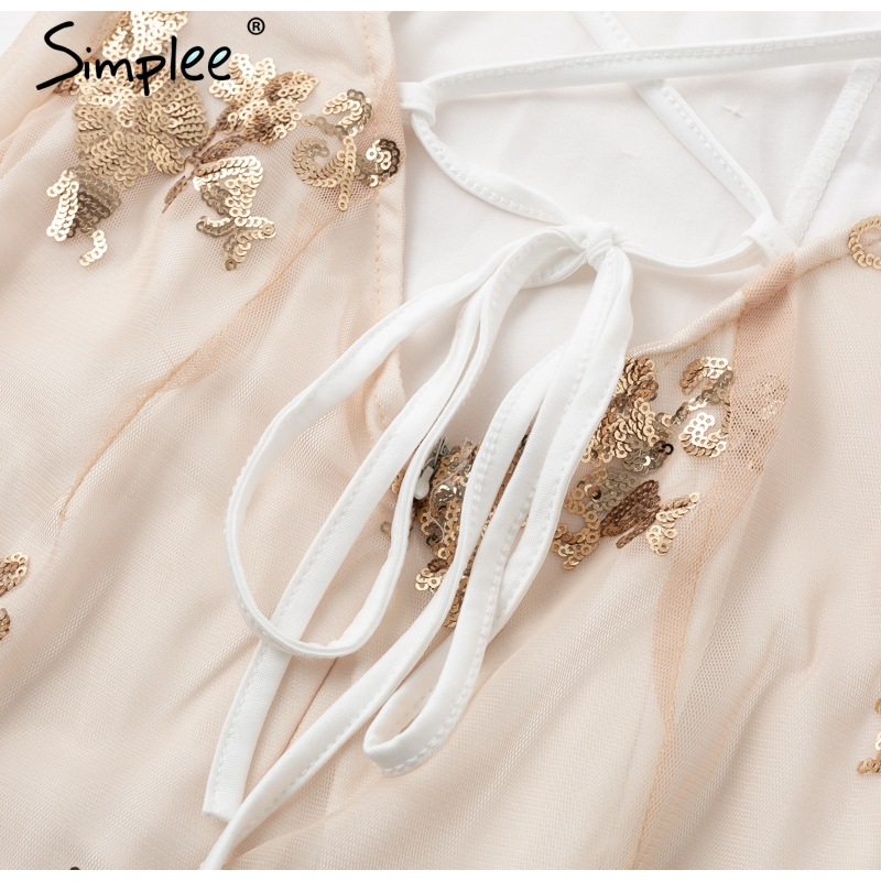 Simplee long party dress 8