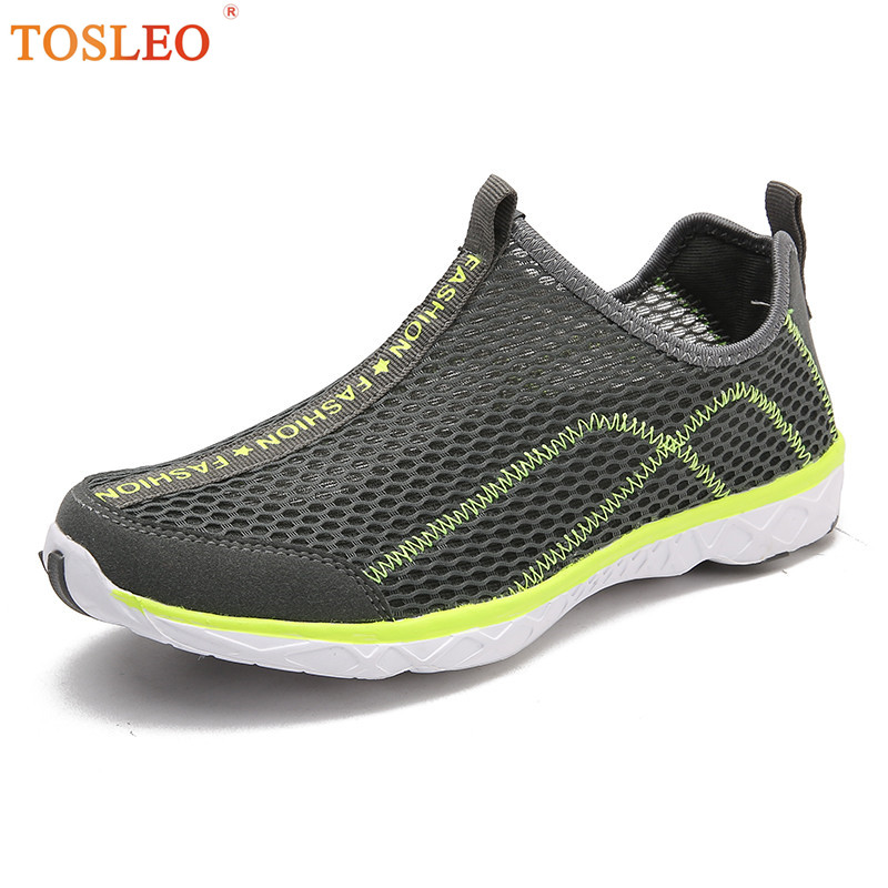 39-46 Summer Shoes Men Big Size Slip On Men Casual Shoes Breathable Comfortable Men Shoes zjnnk summer men mesh shoes big size male casual shoes breathable slip on chaussure homme light soft men summer shoes big size