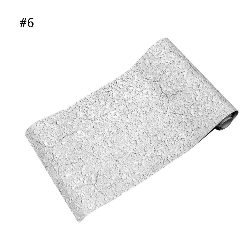 Heißer verkauf 40 cm * 320 cm 3D Tapete Ziegel Muster Selbst ...