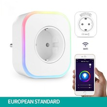 Furnishing Mobile Phone App Voice Timing Usb Remote Control European Rules And Regulations Socket Wifi Intelligence