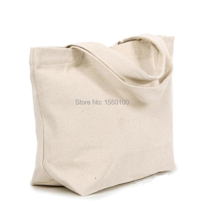 Prilagojeno nakupovanje platno Tote vrečko za večkratno uporabo - Šolske in izobraževalne potrebščine - Fotografija 2