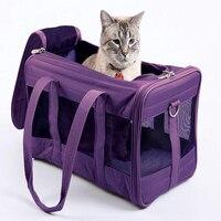 DannyKarl One Shoulder Pet Bag Travel Bag Portable Dog Shoulder Puppy Cat Transport Shopping Large Capacity Backpack Supplies
