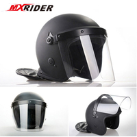 2014 Professional High Quality Police Anti Riot Helmet Usa Type For Sale