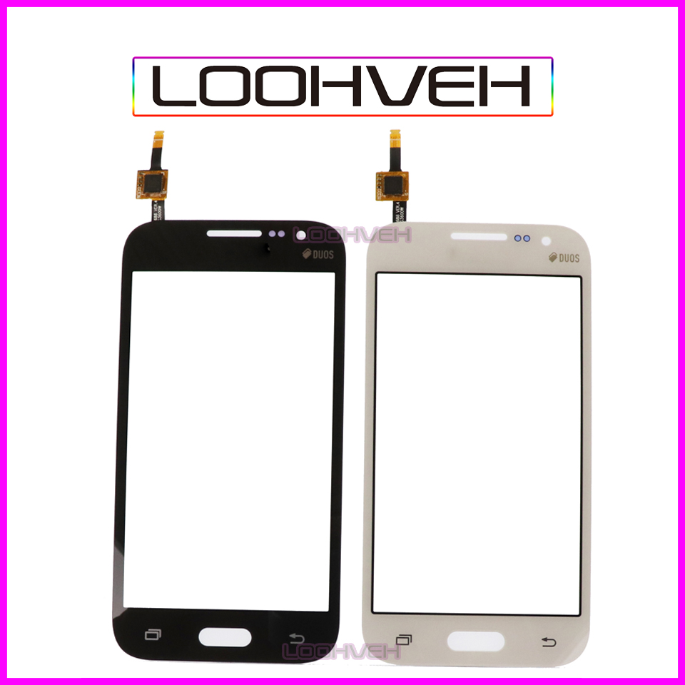 4.5 For Samsung Galaxy DUOS Core Prime G360 G360H G3608 G361 G361F G361H Touch Screen Digitizer Front Glass Lens Sensor Panel