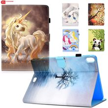 Case For Ipad Pro 11 Case PU Leather Shockproof Cartoon Wallet Stand Magnetic Smart Cover For New iPad Pro 11 2018 Case for apple ipod touch 7 case vintage calf grain leather flip stand shockproof wallet cover for ipod touch 5 6 case card holder